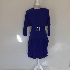 Vintage cocktail dress.